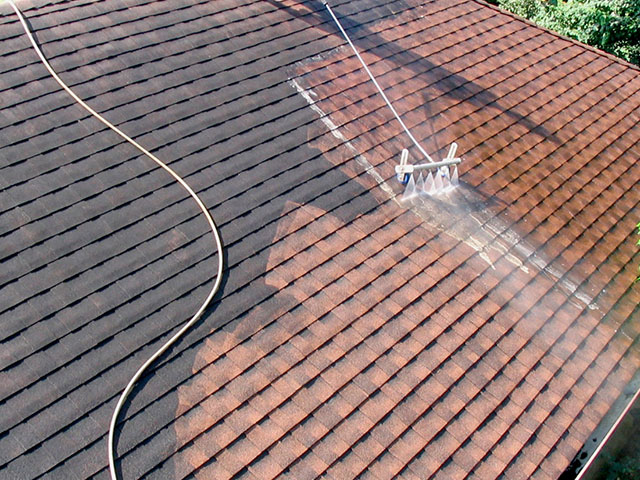 best rooftop cleaning