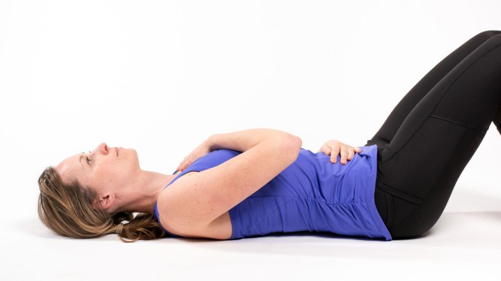Pelvic floor supplements