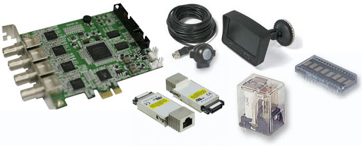 Singapore Electronic Components Distributors